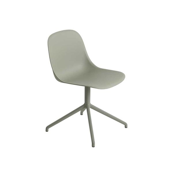 Image of   Muuto Fiber Side Chair. Skalstol. Drejefod