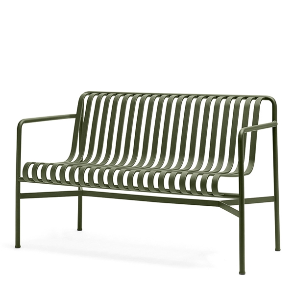 Image of   HAY Palissade Dining Bench