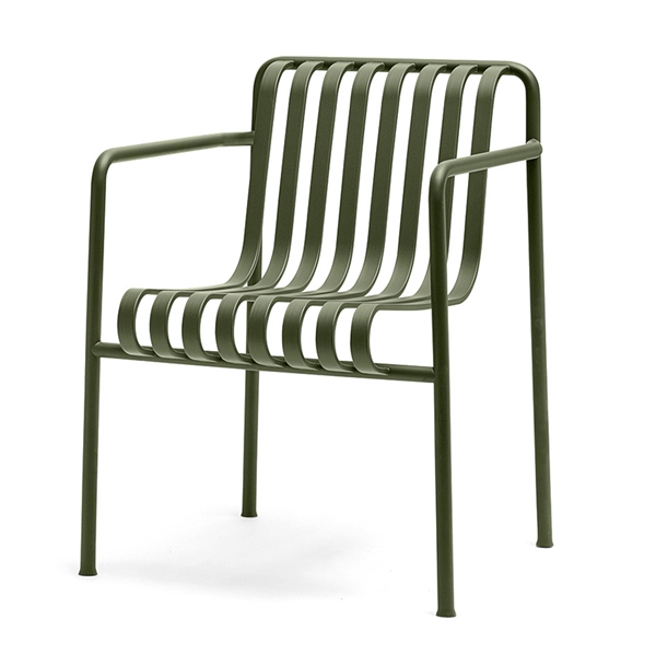 Image of   HAY Palissade Dining Armchair