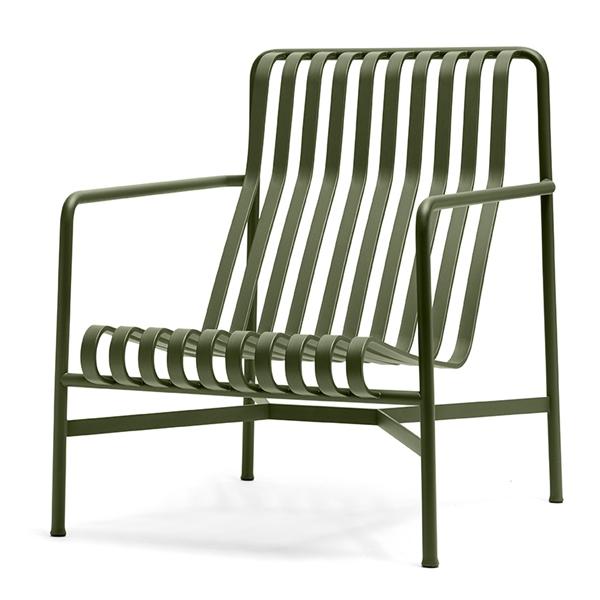 Image of   HAY Palissade Loungechair High