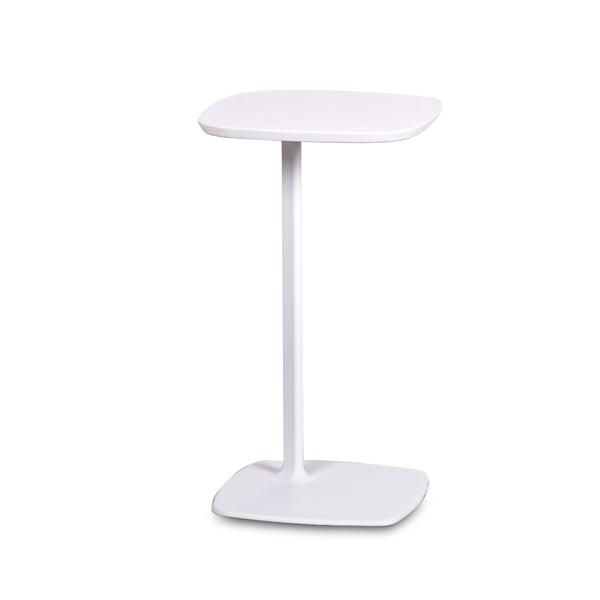 Image of   Allermuir. HLT2 Host table. Hvid metal. Demo.