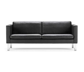 Billede af Stouby Bace Sofa 2 personer - Læder