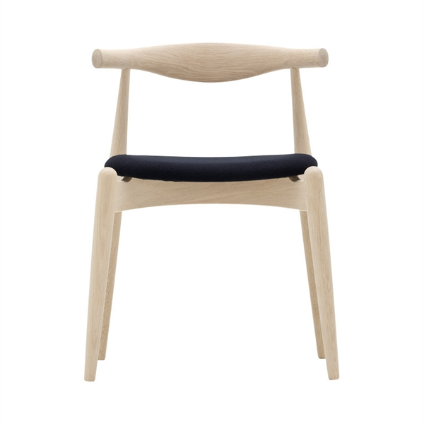 Image of   Carl Hansen CH20 Elbow Chair - Bøg - stof
