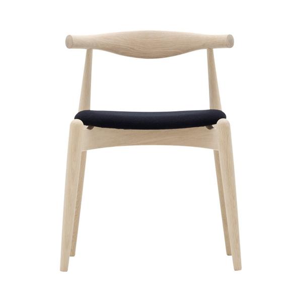 Image of   Carl Hansen CH20 Elbow Chair - Bøg - stof