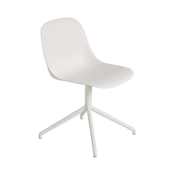 Image of   Muuto Fiber Side Chair. Skalstol. Drejefod. Returdrej