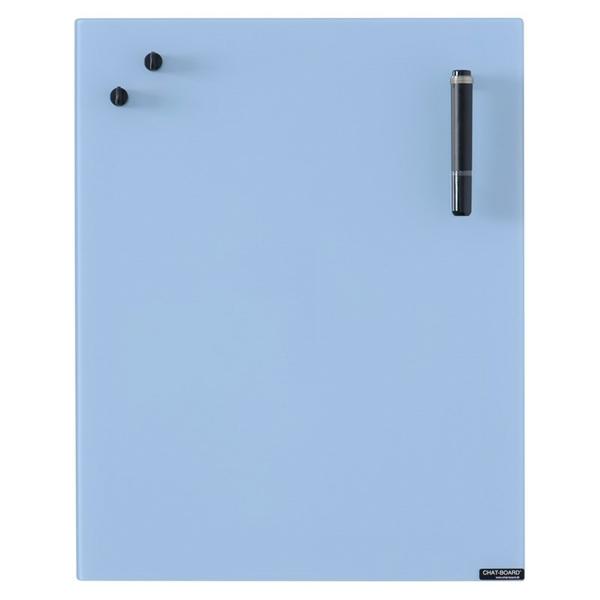 Image of   Chat Board Lavender Glastavle