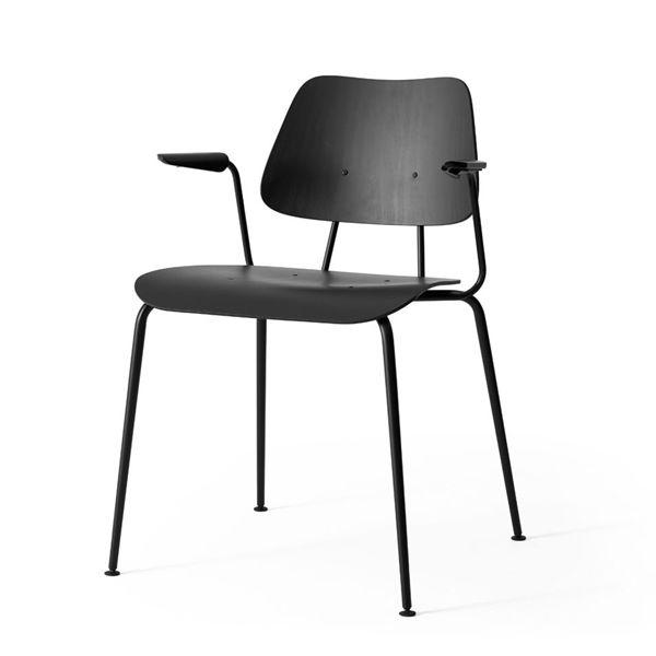 Image of   Labofa Heritage - 11.2 stol - 4-benet med armlæn - Eg