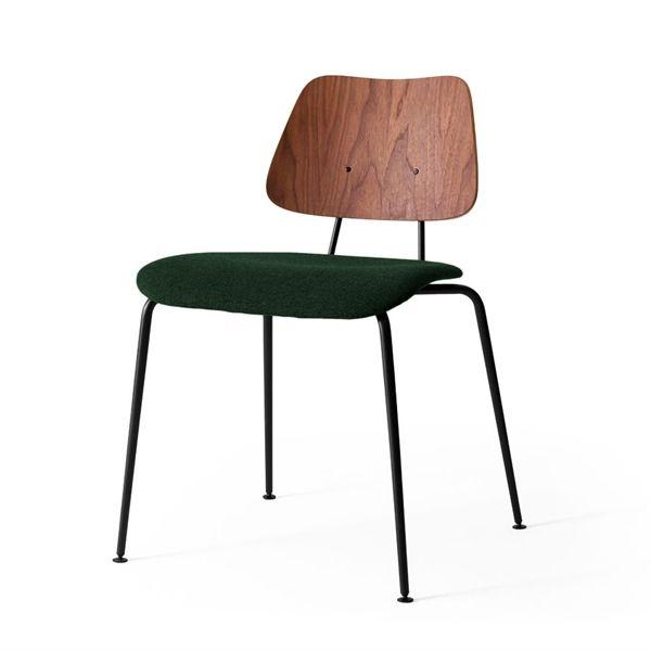 Image of   Labofa Heritage - 11.1 stol - Finer valnød - Polstret sæde Remix 2