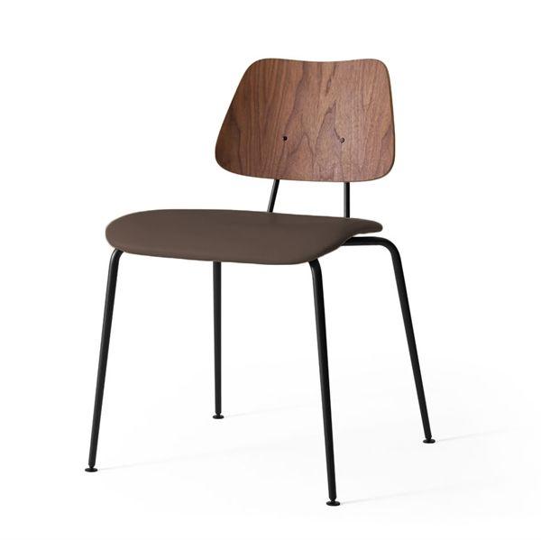 Image of   Labofa Heritage - 11.1 stol - Finer valnød - Læder sæde Shade